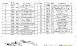 Pivotal Edge Australia - Domestic Cover Referenced Parts List